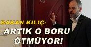 Gençlik ve Spor Bakanı Kılıç: 'Artık Onların Borusu Ötmüyor'