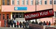 Sinop'ta Bir Okulda Mülteci Krizi Yaşandı
