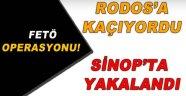 Rodos'a kaçmak isteyen FETÖ zanlısı tutuklandı