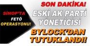 Eski AK Partili Yönetici Bylock'dan Tutuklandı