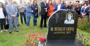 Berkay Akbaş'ın adı parka verildi