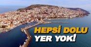 """""""Mutlu Şehir"""" Sinop'taki oteller tamamen doldu"""