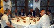 Vali İpek, basın mensuplarıyla iftarda buluştu