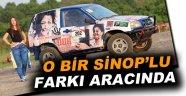 Sinoplu Kadın Pilot'tan Anlamlı Çıkış