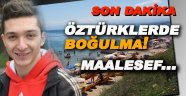Sinop'ta denize giren genç boğuldu