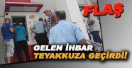 Gelen ihbar Polisi Alarma geçirdi!