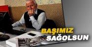 Sinop'ta kalp krizi geçiren gazeteci yaşamını yitirdi