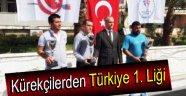 Kürekçilerden Türkiye Birinciliği