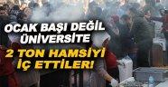 Üniversite'de 4. Hamsi Festivali