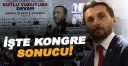 AK Parti Sinop İl Başkanlığı 6. Olağan Kongre Sonucu!