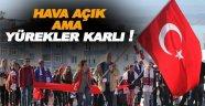Sinop Sarıkamış İçin Yürüdü !