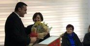 CHP Sinop İl Kadın Kolları Başkanlığı'na Necla Topal seçildi.