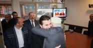 İl Başkanı Ali Çöpçü'nün Erfelek ziyaretleri