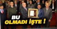 Devlet Töreninde İstiklal Marşı Okunmadı !