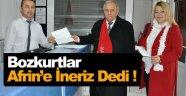 Bozkurtlar Afrin'e İneriz Dedi !