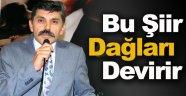 Emniyet Müdürü Dağdeviren'den  Afrin şehitleri için şiir
