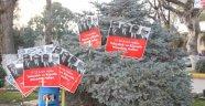 Buda CHP'nin Yıl Başı Ağacı
