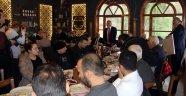 Vali Hasan İpek Gazetecilerle bir araya geldi!