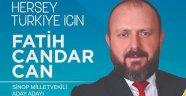 Candar Can'da Resmen Aday Adayı !