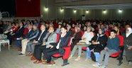 """Sinop'ta """"Koçum Babam"""" projesi tanıtıldı"""