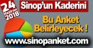 Sinop'un Siyasi Er Meydanı Açıldı !