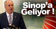İnce Sinop'a Geliyor !