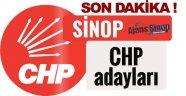 CHP'NİN ADAY SIRALAMASI BELLİ OLDU !