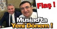 Müsiad Sinop Temsilcilik Başkanlığına Cengiz Tokmak atandı.
