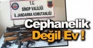 Sinop'ta Silah Kaçakçılığı !