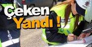 Sinop'ta trafik denetimleri arttırıldı !