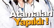 Sinop'a 20 doktor atandı