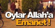 Oylar Allah'a emanet, çünkü oyların başında bir AK Partili Bile Yok !
