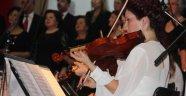 Halk Eğitim Merkezinde Muhteşem Konser