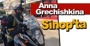 56 Ülke Gezen Anna Sinop'ta !