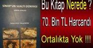 BASILAN KİTAP ORTALIKTA YOK !!!