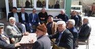 MHP Aday Adayı Mustafa Meftun ÇAĞLAR Durağan' da
