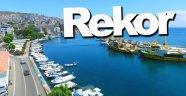 """""""Mutlu şehir"""" Sinop 300 bin turistle rekor kırdı"""