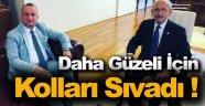 CHP'li Ayhan Belediye İçin Kolları Sıvadı