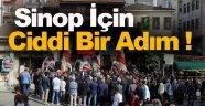 SİAD Sinop şubesi açıldı !