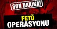 Sinop'ta FETÖ/PDY operasyonu