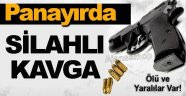 Panayırda Kan Aktı 1 Ölü 1 Yaralı
