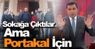 Sinop'tan Portakal'a Suç Duyurusu