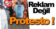 Elektrik Faturasına İlginç Protesto !