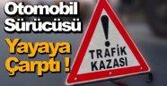 Sinop'ta Trafik Kazası 1 Yaralı !