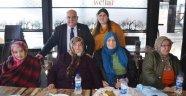 Mübadele Derneği Yaşlılarla Bir Araya Geldi