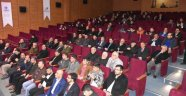 """Boyabat'ta """"Erbakan'ı Anma ve Anlama"""" konulu konferans"""