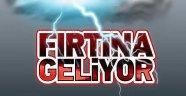 Meteoroloji Uyardı !