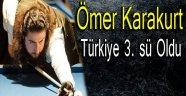 Ömer Karakurt Türkiye 3. Sü Oldu !!!