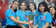 Üniversiteler Arası 8 Top Bilardo Turnuvası Sona Erdi