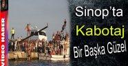 Sinop'ta Kabotaj Bir Başka Güzel